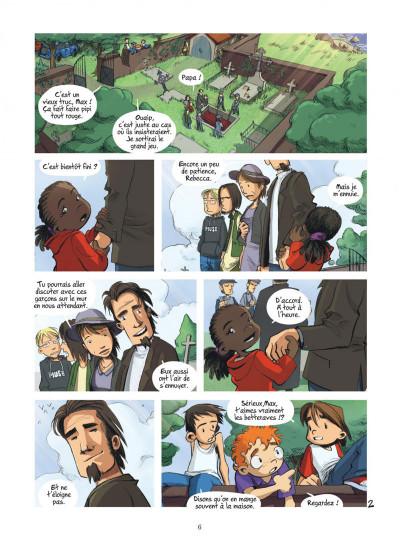 Page 6 Les enfants d'ailleurs - intégrale tome 1