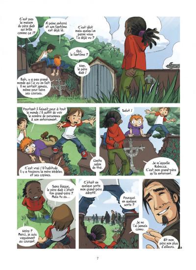 Page 7 Les enfants d'ailleurs - intégrale tome 1