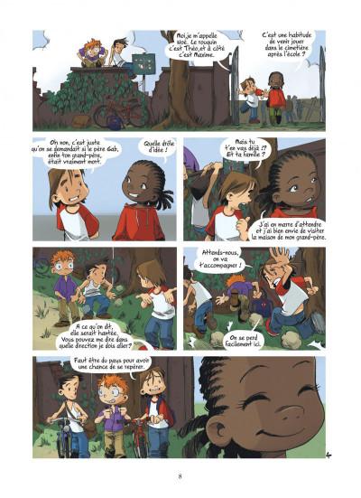 Page 8 Les enfants d'ailleurs - intégrale tome 1