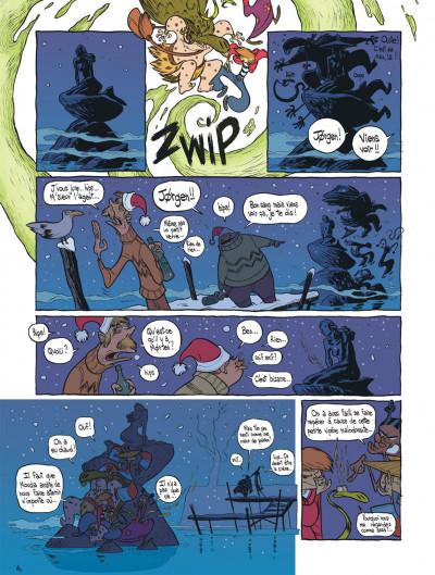 Page 6 brigade fantôme tome 2 - le chevalier bagär