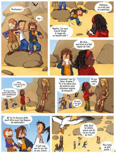 Page 2 les enfants d'ailleurs tome 3 - le maître des ombres