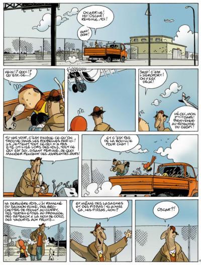 Page 1 oscar tome 4 - le roi des bobards