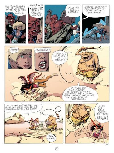 Page 2 ange et diablesses tome 2 - nuit du grand bouc