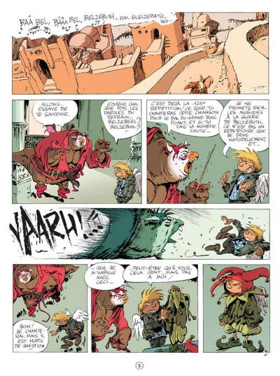 Page 3 ange et diablesses tome 2 - nuit du grand bouc