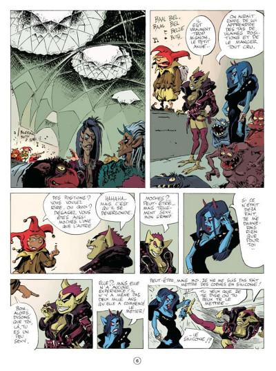 Page 4 ange et diablesses tome 2 - nuit du grand bouc