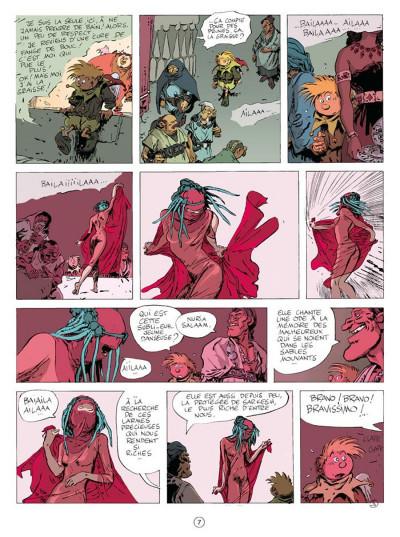 Page 5 ange et diablesses tome 2 - nuit du grand bouc