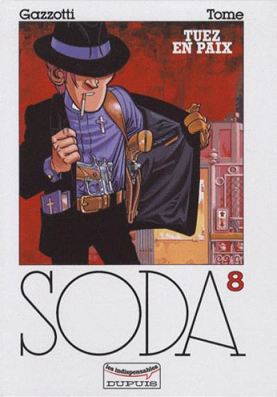 Couverture soda tome 8 - tuez en paix