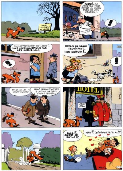 Page 2 boule et bill tome 4 - système bill