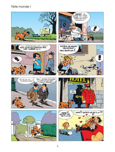 Page 5 boule et bill tome 4 - système bill