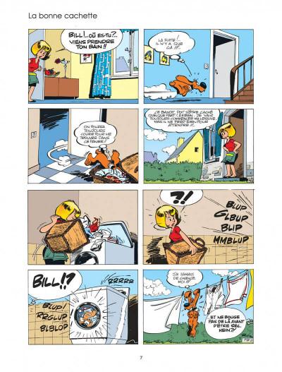 Page 7 boule et bill tome 4 - système bill