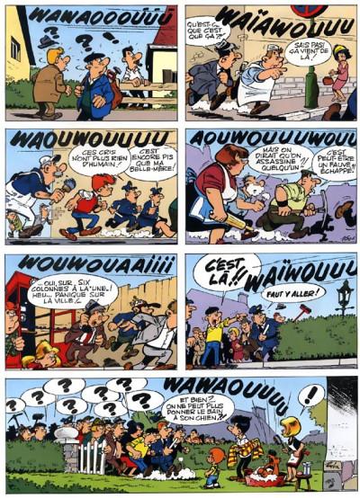 Page 2 boule et bill tome 5 - bulles et bill