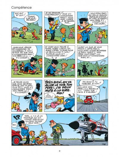 Page 3 boule et bill tome 5 - bulles et bill