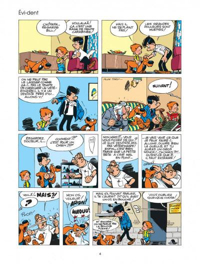 Page 4 boule et bill tome 5 - bulles et bill