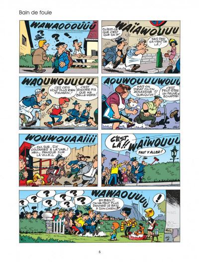 Page 5 boule et bill tome 5 - bulles et bill