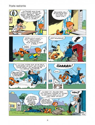 Page 8 boule et bill tome 5 - bulles et bill