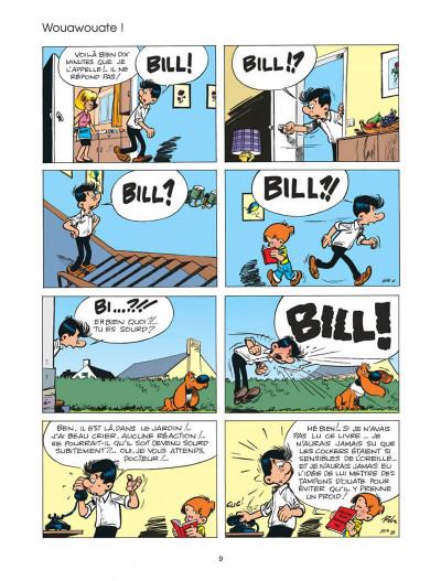 Page 9 boule et bill tome 5 - bulles et bill