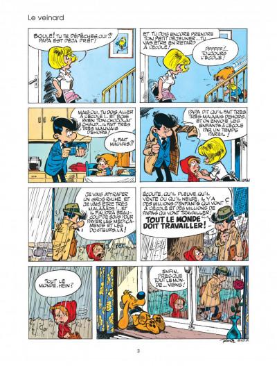 Page 3 boule et bill tome 20 - bill, nom d'un chien!