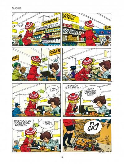 Page 6 boule et bill tome 20 - bill, nom d'un chien!