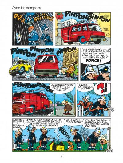 Page 8 boule et bill tome 20 - bill, nom d'un chien!