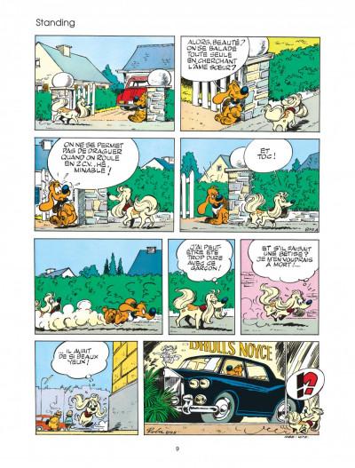 Page 9 boule et bill tome 20 - bill, nom d'un chien!