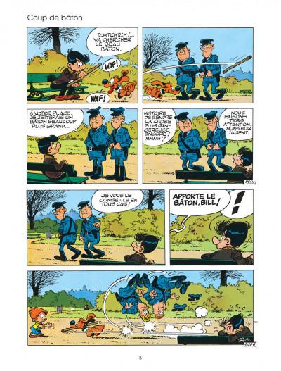 Page 5 boule et bill tome 21 - bill est maboul
