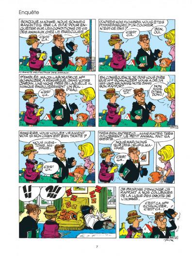Page 7 boule et bill tome 21 - bill est maboul