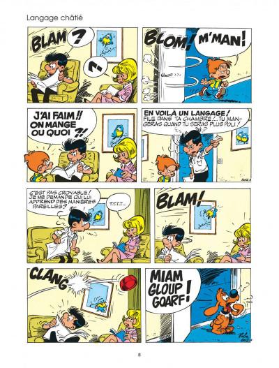 Page 8 boule et bill tome 21 - bill est maboul