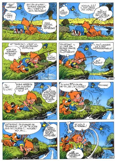 Page 2 boule et bill tome 24 - billets de bill