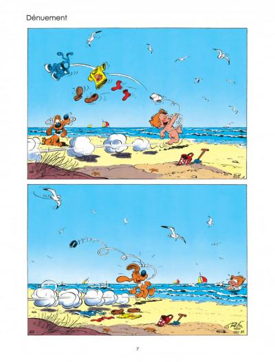 Page 7 boule et bill tome 24 - billets de bill