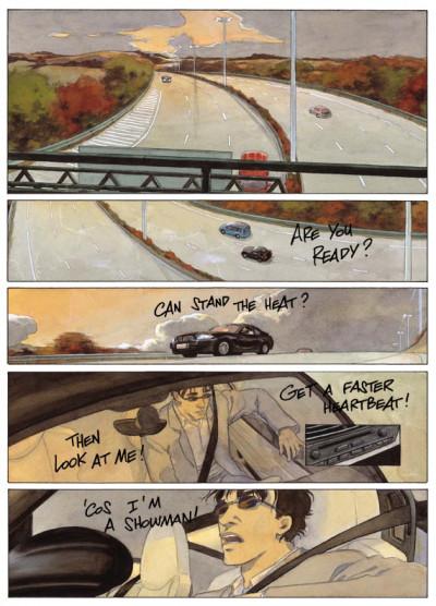 Page 1 quelques jours ensemble ; Edition spéciale