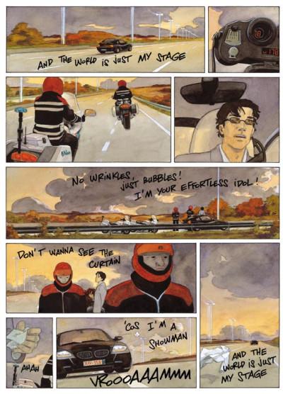 Page 2 quelques jours ensemble ; Edition spéciale