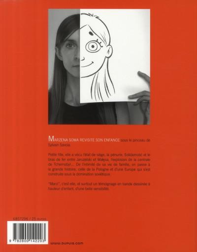 Dos marzi - intégrale tome 1 - la pologne vue par les yeux d'une enfant
