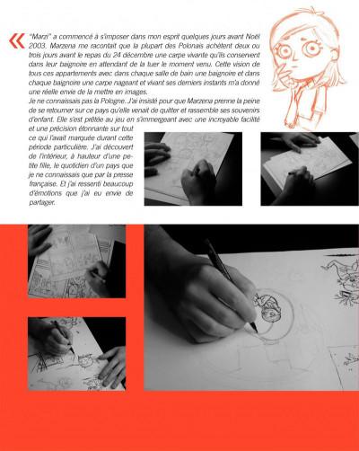 Page 2 marzi - intégrale tome 1 - la pologne vue par les yeux d'une enfant