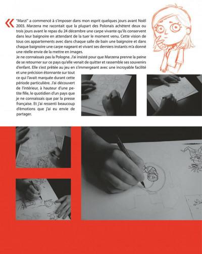 Page 4 marzi - intégrale tome 1 - la pologne vue par les yeux d'une enfant