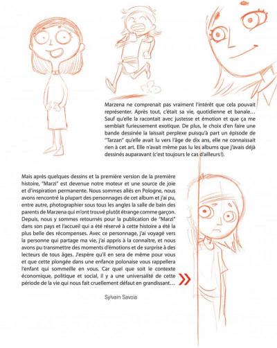 Page 5 marzi - intégrale tome 1 - la pologne vue par les yeux d'une enfant