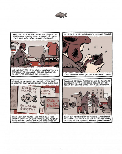 Page 7 marzi - intégrale tome 1 - la pologne vue par les yeux d'une enfant
