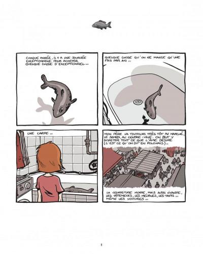 Page 8 marzi - intégrale tome 1 - la pologne vue par les yeux d'une enfant