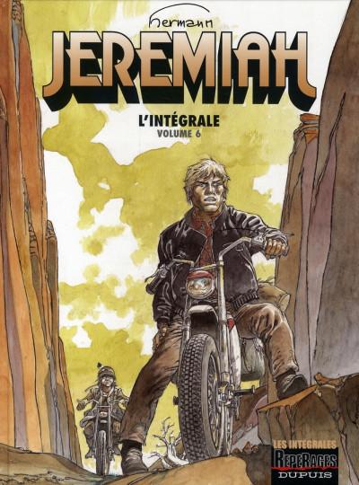 image de jérémiah - intégrale tome 6 - tome 21 à tome 24