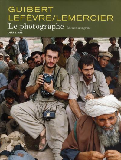 Couverture Le photographe - intégrale
