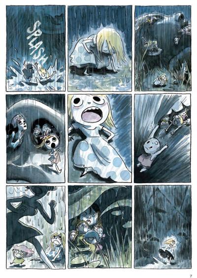 Page 5 jolies ténèbres