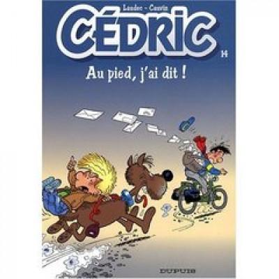 Couverture Cédric tome 14