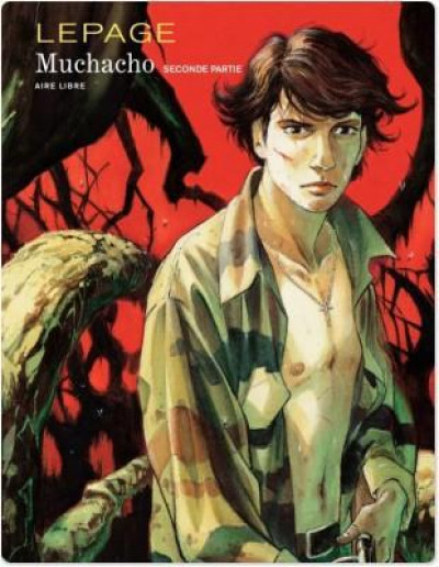 Couverture Muchacho Muchacho tome 2 - Seconde Partie