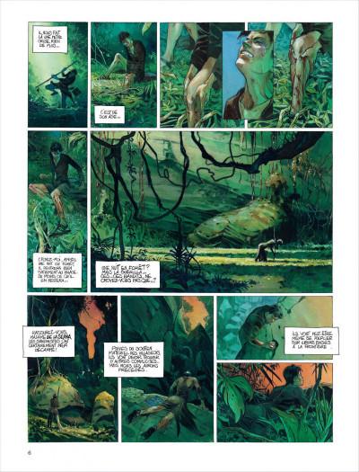 Page 6 Muchacho Muchacho tome 2 - Seconde Partie