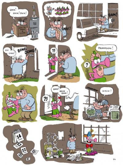 Page 1 plunk tome 3 - génération plunk !