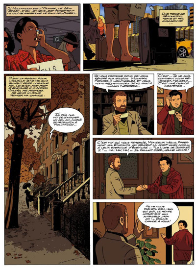 Page 2 mister hollywood tome 1 - boulevard des illusions