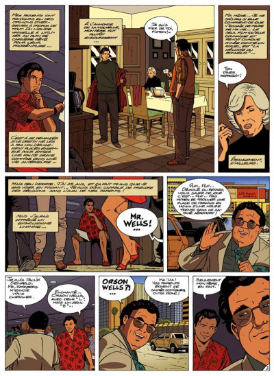 Page 3 mister hollywood tome 1 - boulevard des illusions