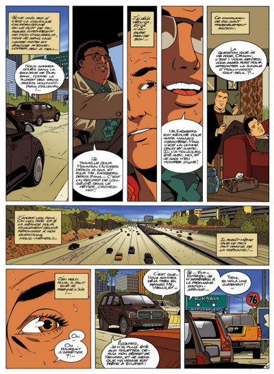 Page 4 mister hollywood tome 1 - boulevard des illusions