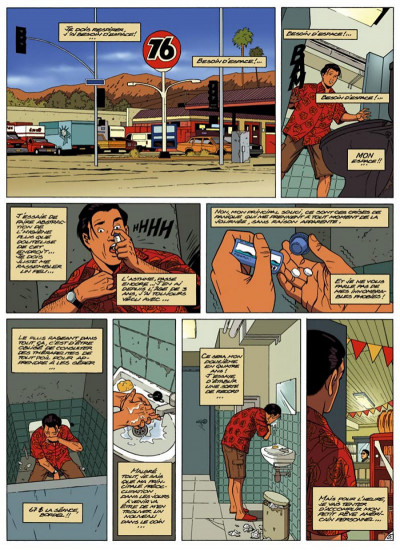 Page 5 mister hollywood tome 1 - boulevard des illusions