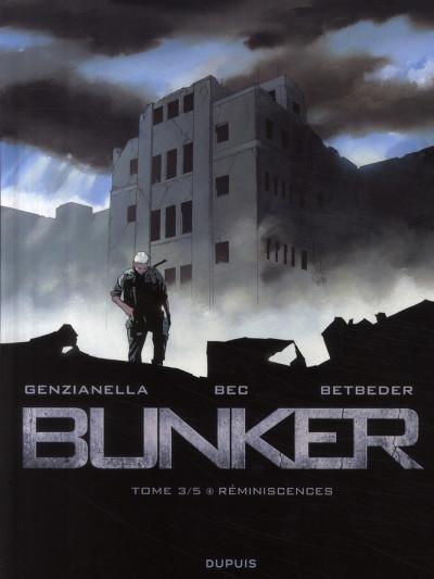 image de bunker tome 3 - réminiscences