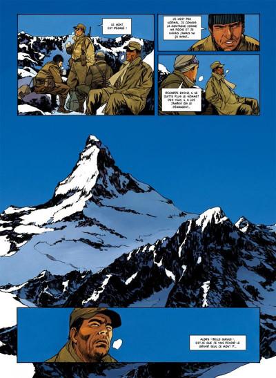 Page 2 bunker tome 3 - réminiscences